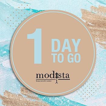 1 DAY TO GO!! Prep your party wardrobe at @modistadxb on Saturday 18th January, @shangrila_dubai from 10am - 8pm. . . #Modista #Modistadxb #luxuryfashion #luxurypret #womensfashion #handembroidery #occasionwear #ootn #ootdfashion #patola #indianattire #celebritydesigner #bollywooddesigner #dubaifashionbloggers #shoppingevent #exhibition #onedayonly