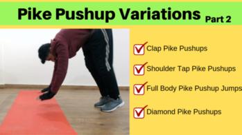 Pike Push Up Variation Part 2  p.m. #pikepushups #homeworkout #fitness #motivation #training #trendytuesday #tuesdaymotivation #shoulderworkout #workouts #fitnessworkouts https://youtu.be/wX-ulXWFgbU