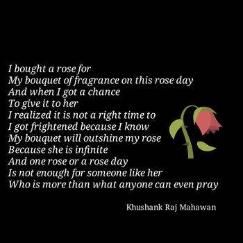 #roseday #quotestagram #poetrycommunity #poetryisnotdead #poetrygram #poetry #lovepoem #poetrysociety #poetrylove #rop-love #truelove #wordsofwisdom #instapoet #roposolovers #roposofeed #featureme