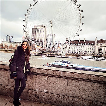 London eye !!  #london #londondiaries #businesstrip  #travel-diaries #travel #cold #sunday