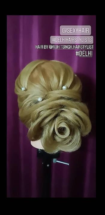 #hair #hairstylist #cretivehair @rohitsinghc11c96d3