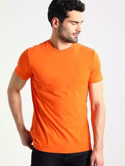 Buy link : buy link in below comment #orangelove #tshirtdress #tshirtlover #tshirtlove #tshirt #thebazaar #thebazzar #men-fashion #men-branded-shopping #men-looks