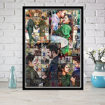 Happy Customer🤗❣️ Order Done  Special Gift❣️ 3D PHOTO MOSAIC💞 👉soft copy by Mail Available👍 👉With frame A4 size And Big A3 Size Available Create Your Memories ❤️Let your memories Shine✨ ✨ ❤️50-70 pics need And 150 pics extra charge ❣️❣️❣️❣️ Direct Message For Order🎁 @photo_art_store @gifts_shopping_time  @gift_online_store  @gift_personalized_magazine Special🎁🎁🎁🎁🎁😘 😍SPECIAL PERSON😍 Keep Ordering😍😍 Birthday Couple Friendship Family Anniversary 😍😍 😍 DM for Order  #surprises #specialgift #happybirthday #birthdaygift #birthdaygifts #customisedgifts #uniquegifts #giftsforher #giftsforhim #giftsforcouple #anniversarygifts #anniversarygift #personalisedcards  #handmadegifts #handmadecard #womanentrepreur #femaleentrepreneur #giftideas  #photo_art_store #gifts_shopping_time #gift_online_store
