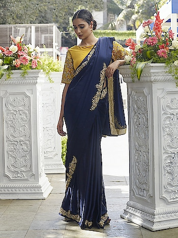 For more inquiry kindly watsapp us at 7829928490. For more collection visit our website www.samyakk.com  #saree #fashion #samyakk  #samyakkclothing #samyakkdesign #designer #designersaree #designer #fashion #embroideryart #satin #satinsaree #fashion #wedding #weddingsaree #sareelove😍 #sareeday #saree😍 #sareeindia #sareesusa #redcarpet #redsaree #model #modeling #supermodel #bespoke #worldwide #weddingcouture #regal #royal