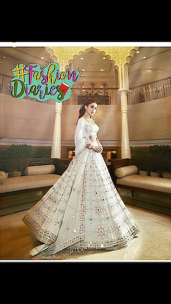 #saraalikhanpataudi #whitedress #white_lehenga #manishmalhotra #filmistaanchannel #rangolichannel #trendingchannel