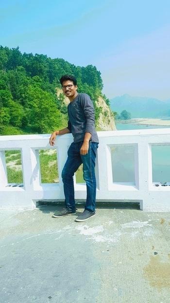 #me #fun #new #nepal