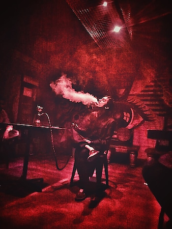 #hukka #dramatic #fashion #blogging #lifestyle #smoke #menswear #tutorial #black