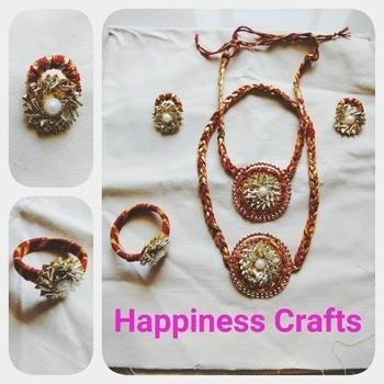 #weddingseason  #jewellery #handcraftedjewellery #moli #shagun #loveing #jaipur