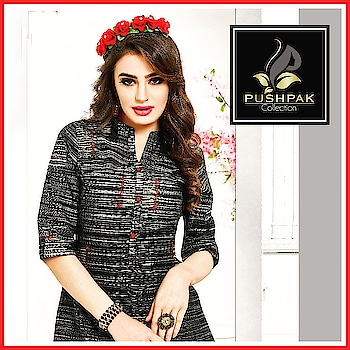 Its all you need to make them fall in love😉 . New Designer Cotton Straight Kurti Collection.... Beautiful Look  www.pushpakcollection.com . . Any Inquiries Please DM Or Whatsapp Me By This Link 👇👇 https://goo.gl/vF9xF5 . . Shop Our New Arrivals.  50, Janki Nagar Main,  Near Jain Sthanak, Navlakha,  Indore (452001) +919425052565 . . #HappyVelantinDay #LookOfTheDay #VelantineDay #EthnicLook #Fashion #ElegantKurtis #EthnicWear #NewCollection #Attire #TraditionalWear #CasualWear #NewArrival #LatestCollection #CottonKurti #StraightKurti #WomensClothingStore #ladiesKurti #Kurti #Kurta #DesignerKurti #Kurtishopping #Indore #UniqueStyle #Kurtis #DesignerKurti #OfficeWear #PushpakCollection #WeekEnd #SimpleKurti
