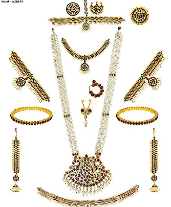 This season Anuradha Art Jewellery offers 10 piece of bharatnatyam jewellery set. To order this product. Whatsapp us on: 8888893938 or else visit our website: anuradhaartjewellery.com  #Southindianjewellery #bharatnatyamjewellery #jewellery #jewelleryset #fashionjewellery #southindianbridalset #bridalset #temple jewellery #trend #desginerjewellery #goldendesginerbridalset #latestfasthion #roposojewellery   #roposofashion  #roposojewels