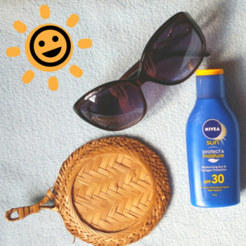 Get instant protection from harsh #sunrays with #Nivea protect and #moisture sun lotion #SPF 30. Its fast absorbing formula with advanced collagen protection prevents wrinkles.The non-greasy and non-oily formula is also water resistant. Now no need to wait for 15 minutes; just apply and get set go! And yes it is my current favorite sun protect cum moisture.   Blog : www.beautyandlifestylemantra.com  #currentfavorite #sunprotection #sunscreen #beautyproduct #Review #productreview #skincaretips #skincareproduct #skinlove #skincare #indiannblogger #like