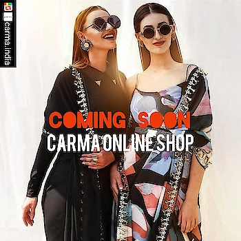 Happy to share #Fragments with you at www.carmaonlineshop.com #Staytuned  #Repost @carma.india  NEW: Haven't you heard? Fragments by @labelnityabajaj is headed our way this summer. Stay tuned to shop the luxury designerwear at www.carmaonlineshop.com soon. • • #nityabajaj #carma #carmaloves #indianfashion #indianwedding #bridalcouture #couture #shopnow #instadaily #instafollow #instastyle #fashiondaily #royal #wedding #instagood #instalove #instalike #bridal  #follow #instafollow #igdaily #fusion #fusionwear #conceptsarees #carmaindia #NITYABAJAJ