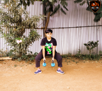 A wonderful testimonial and good narration about benefits of doing outdoor Crossfit activity from  @yaratattoos   I am Vaishnavi , A fitness regime for me simply had to be lots of fun, fresh air, adventurous and healthy. Raviscrossfit proved to be just one such place.   There are no more fever and cold bouts as often as used to be for me. My immunity levels soared with all the outdoor activities and running around barefoot on the beautiful red earth that is in plenty here. Rigorous workouts in an open ambience and the oneness with nature, mud and sweat - has me glowing and fresh. Walking or excercising barefoot is something we do not do these days but at Ravi'scrossfit, this is given importance to, which has given me stronger leg muscles, more agility and better foot mechanics. This place enhances your self esteem, gives you a mental boost, a stress buster and a great platform for interpersonal relationships. A special mention here is that I had an onset of vericose veins in both my legs which has disappeared today!! No acne, no outbreaks on skin ever since I joined here as the excessive sweating out opens up my pores and gives that sheen I always wanted. The training that you receive here makes you trek the highest peaks like a pro. Am.proud to say that I have trekked many a time with ease and more vigour - a trek to the Himalayas and a few more around.  No claustrophobia that you feel in a closed gym, nothing is boring or mechanical -  at Ravi'scrossfit it's only outdoor activities, the fresh oxygen that you pump your lungs with and a beautiful body and mind at the end of it all!  My one and only perfect choice!! Make it yours too!   #outdoortraining #outdoorworkout #vitamind #immunity #immunitybooster #noclaustrophobia #crossfit #BestCrossfit #raviscrossfit #crossfitgyms