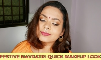 Another Quick Festive Makeup Look for Navratri is now live, on TheLeiaV!  Full list of products used will be up on my Blog at; www.theleiav.blogspot.com  #singaporeyoutuber #singaporeindianblogger #beautycreator #contentcreator #youtuber #beautyblogger #indianyoutuber #beautyvlogger #singaporebeautyblog  #singaporebeautyblogger #clozette #theleiavblog #theleiav #newvideoalert #newvideo #youtube #navratri #navratri2017 #navratrimakeup #navratrimakeuplook #navratricolours
