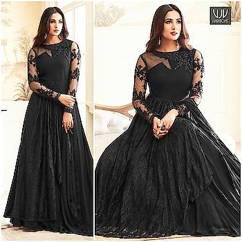 Buy Now @ https://goo.gl/EmsSmQ  Sonal Chauhan Black Color Georgette Designer Anarkali Suit  Fabric- Georgette  Product No 👉 VJV-MAIS4606  @ www.vjvfashions.com  #dress #dresses #bollywoodfashion #celebrity #fashions #fashion #indianwedding #wedding #salwarsuit #salwarkameez #indian #ethnics #clothes #clothing #india #bride #beautiful #shopping #onlineshop #trends #cultures #bollywood #anarkali #anarkalisuit #beauty #shopaholic #instagood #pretty #vjvfashions