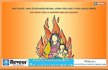 Happy Holika Dahan  Best Wishes From Team Reveur  Visit Now www.reveurentertainments.com  #Reveur #ReveurEntertainments #ReveurCasting #ReveurCelebrityManagement #RakeshHankareOfficial #Holi #HolikaDahan #Holi2019
