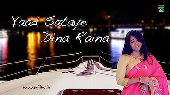 Hindustani classical song - Yaad Sataye Dina Raina | Performed by Debasmita Chatterjee, Arrangement & Creation Sanjib Nath. https://youtu.be/GAovmDYkWJ0  #snfilms #indianClassicalSong #classicalSong #hindustaniclassical #thumri #yaadSataye #musicVideo #parweenSultana #hindustaniSong