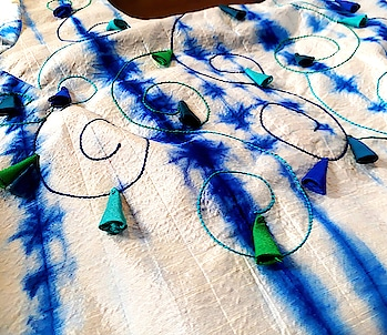 Surface textures ! Keep it #playful this summer   #roposo #roposofashion #roposolove   #label #bhavnachhabria #summer #designstudio #instagood #instafashion #surfaceornamentation #texture #summerlove #handcrafted #bengalurudiaries #mymagicpinbangalore #fashiondiaries #newwork #creativebiz #creativepreneur #lovewhatido #madewithlove #lookoftheday #bestoftheday #designstudio #pret #bespoke