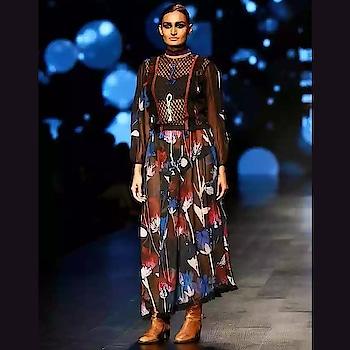 Rina Dhaka at FDCI Amazon India Fashion Week Autumn /Winter 2018 by Nexa.  #honor9 #honorlite9selfie #honor #honor9liteselfie #fdci #aifwaw18 #letitpret #amazonin #nexa #elle #livafashion #tomtailor #honor #honor9lite #rinadhaka #collection #floral #romance #showstopper #rheachakraborty #actress #bollywoodstyle #celebrityfashion #instagood #instapic #mediacoverage #anxmedia  @gurpreet_singhsra @seth_nupur  Shot by -@anchalsethofficial
