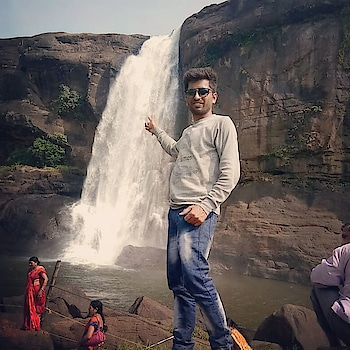 #memorable #journey #athiripilly waterfall #kerala #kochi