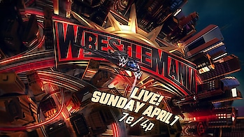 #wrestlemania 35 APRIL 7