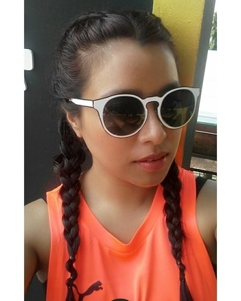 Got my hair braided yesterday. Kickstarted the day with some crazy dance music and zumba! Planning to seriously take up classes after yesterday's session! 🤔 @puma #SkullsAndTulles #DoYou #foreverfaster . .  Sunglasses: @koovs   #selfiesofinstagram #hairstyleoftheday  #hairoftheday #fashionstylists #babesofinstagram #puma #activelife #streetstlye #streetfashion #streetstyleindia #springsummer #braids #ootd #thursdaymotivation #fashiongram #fashionaddict #lookoftheday #whatiwore #ootdshare #summerfashion #newhair #roposogal #fashionista #beautyblogger #hairstyle #selfieoftheday #roposo #fashionbloggerindia #bangalorefashionblogger #postoftheweek