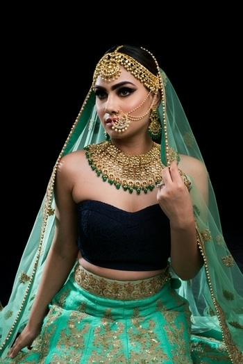 Bridal Shoot.   Makeover by lovely Bobby Chopra  @bobchopp_mua   Support us on insta go follow www.instagram.com/theshuttersyncstudio . . . #bride #indian #india #bride #desi #mumbai #weddingdress #bollywood #weddingday #delhi #bridal #punjabi #mumbaikar #weddingphotography #bridetobe #weddinginspiration #shootguru #weddingphotographer #chandigarh #punjab #delhi #hindu #weddings #instawedding #delhigram #hinduism #casamento #bollywoodfashion #indianfashion #engaged #fashionbloggerindia
