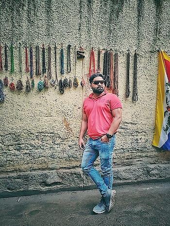 Kill them with ur attitude & burry them with a smile... 😉 #ropo-style #roposomen #attitude #mensfashion #mensfashionpost #fashion #delhi #street #bearded-men #followme #indianmen