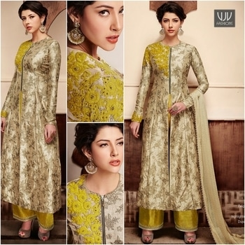 Buy Now @ https://goo.gl/IwkCFR  Magnificent Beige Color Silk Designer Salwar Suit  Fabric - Art slik  Product No 👉 VJV-NAKK11048  @ www.vjvfashions.com  #dress #dresses #bollywoodfashion #celebrity #fashions #fashion #indianwedding #wedding #salwarsuit #salwarkameez #indian #ethnics #clothes #clothing #india #bride #beautiful #shopping #onlineshop #trends #cultures #bollywood #kollywood #anarkali #anarkalisuit #beauty #shopaholic #instagood #pretty #vjvfashions