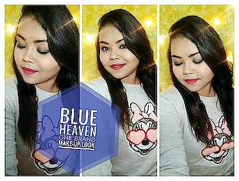 ❤Happy Valentine's Day ❤ watch my new video on my YouTube channel so please go and check out link in my bio must watch #ytcreatorsindia #ytcreator #ytindia #gwalioryoutuber #youtubecreators #youtubechannel #youtubecreatorindia #youtubevideo #valentinesmakeup #blueheaven #onebrandmakeup #onebrandmakeuptutorial