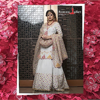 """Fashion changes, but style endures.""  #newcollection #amritsarfashion #afterquarantinegoals #fashion #embroidery #latest #wedmegood #springsummer #designer #romeojuliet #collection #musthaves #punjabbrides #Indianattire #Canada #bridalattire #love #classyfashion #punjabitradition #wedding # #fashioncouture #weddingplanner #luxury #attire #may2020 #appointments #prebooking #lockdownoutfit #offers"